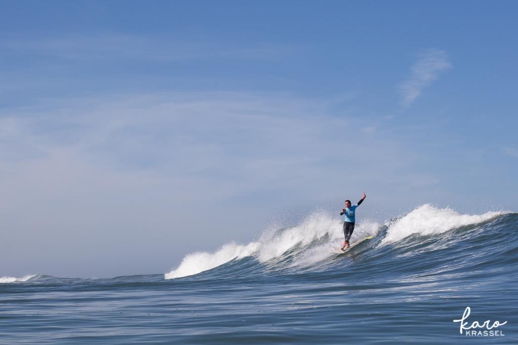 Francesca Rubegni, Longboard Pro Gaia, LQS, Photo by Karo Krassel