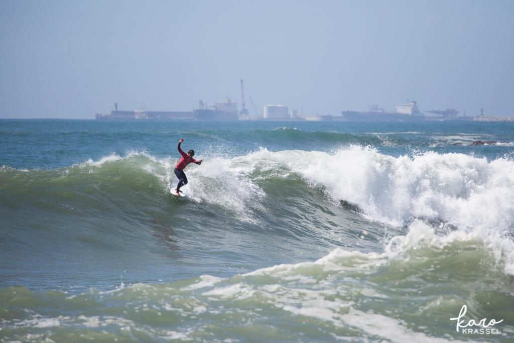 Joao Dantes, Longboard Pro Gaia, LQS, Photo by Karo Krassel