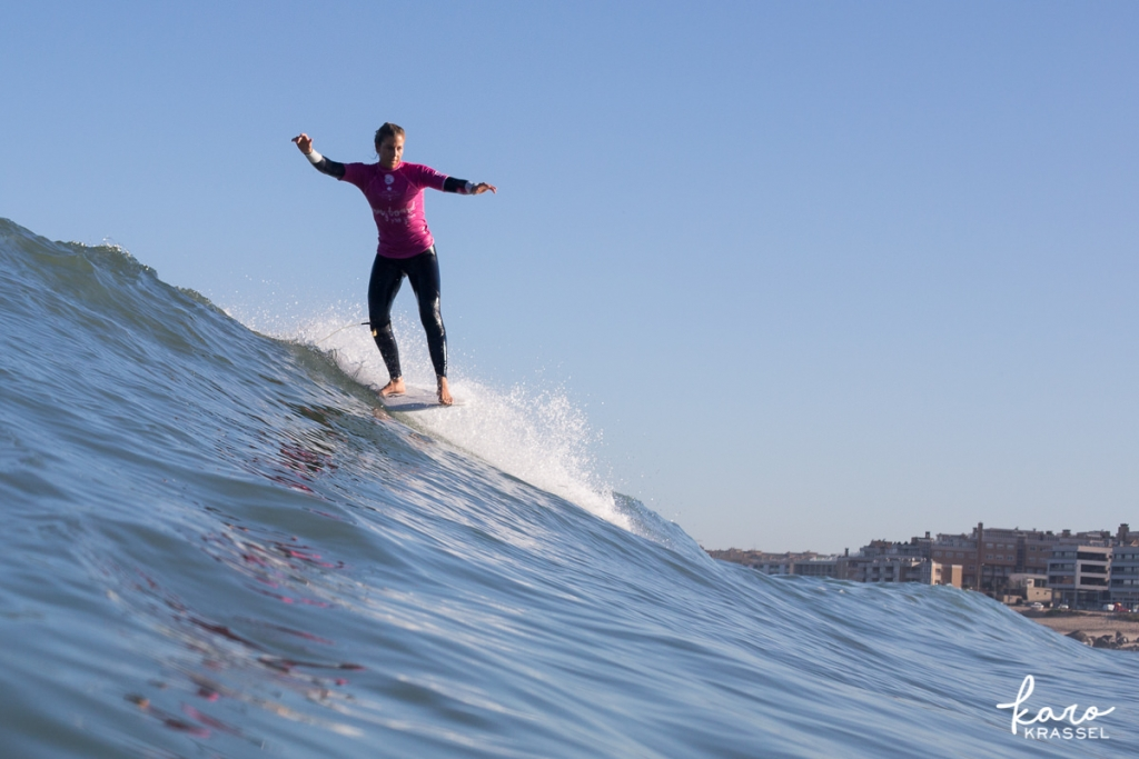 Lindsay Steinriede, Longboard Pro Gaia, LQS, Photo by Karo Krassel